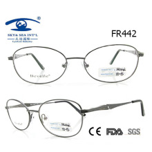 New Design Metal Glasses Frame (FR442)