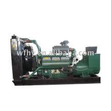 400KW Generador Diesel Powered by Wudong Engine