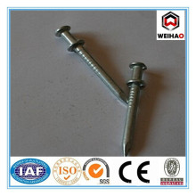 Hot selling Double Head Concrete Nail/Duplex Head Nail / factory price