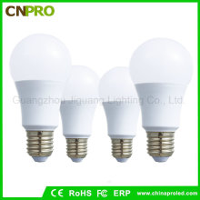 A60 5W 10% -100% Triac Dimmer LED Dimmable Bulb for Us Market