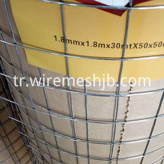 2'' Welded Wire Mesh
