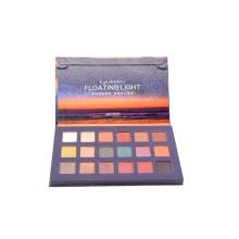 Eye shadow box Cosmetic packaging customized cosmetic box 12 color 18 color 24 color eye shadow packaging