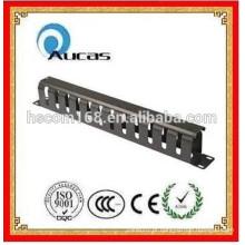 Sistemas de gerenciamento de cabos para gabinetes em rack