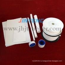PTFE Rod, PTFE Tube, PTFE прокладка,