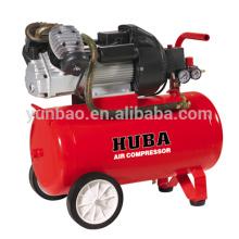 Compresor de aire 3hp 50l portátil