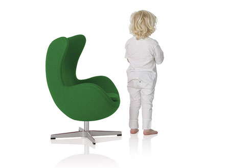 egg chair for children