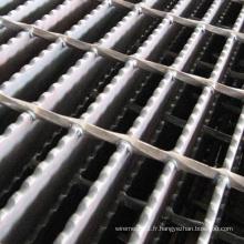 Barre de chargement serrée Grille en acier