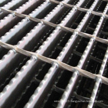 Serrated Loading Bar Steel Grid