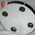 """Precio ANSI B16.5 24 """"gr2 brida ciega de titanio con agujero roscado"""