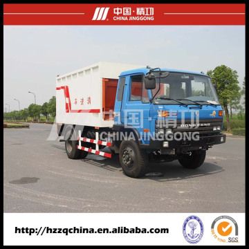 Conteneur détachée camion à ordures avec l'approvisionnement de la Chine de haute qualité et de la commercialisation