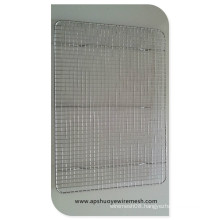 """Stainless Steel 304 Chrome Plate 12""""X17"""" Cooling Rack"""