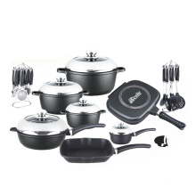 Die Casting Nonstick Cookware Sets