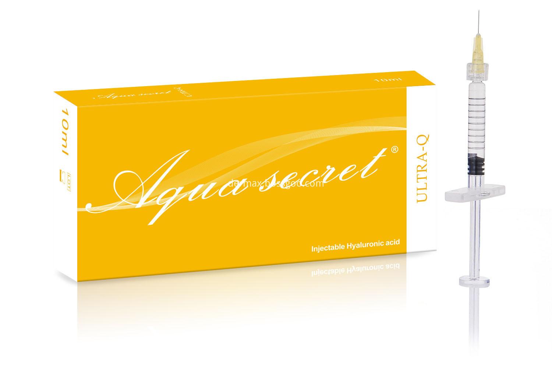 Cross-linked HA Filler for Lips