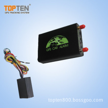 GPS Car Tracker T220 with Remote Control, Fuel Monitor (TK220-ER19)