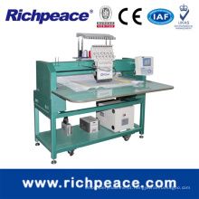 Máquina de bordar de capa única Richpeace