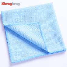 Microfiber Material Fish Scales Towel