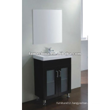 Standing bathroom vanity