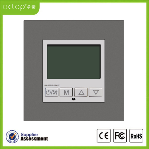 Intelligent Digital Room Thermostat
