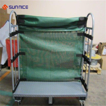 Reusable Cart Wraps with Customized Buckle