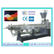 SJ Series single screw waste plastic granulating machine