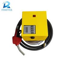 Pompe à essence diesel de 220v, distributeur de carburant de 12v, pompe à essence de 12v