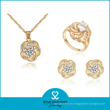 2015 mujeres de gama alta 925 collar de plata esterlina (J-0042)