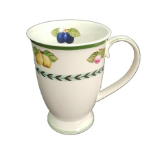 380ML Milk White Mug Coffee Cup Porcelain cup Ceramic Style Modern Hotel Color Feature Eco Type mug cup