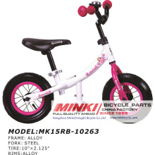 10 ′ ′ Kids Pedaless Balance Bicycle (MK15RB-10263)