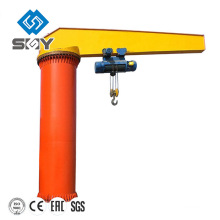 Easy Operated 360 Degree Swing Jib Crane