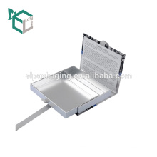 Boîte cosmétique de carton de papier de luxe imprimé par carton de carton