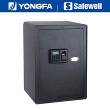 Safewell 50cm de hauteur Fpd Panel Fingerprint Safe