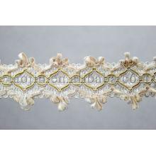 Tressage décoratif textile maison gpo dentelle