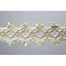 Home textile decorative braid gpo lace