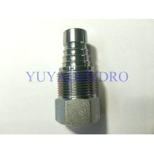 Промышленная и общего назначения Carton Steel Гидравлическая резьбовая муфта DIN
