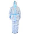Disposable Sterile Coverall Protective Clothing