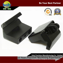 Peças plásticas de usinagem CNC com usinagem de trituração