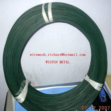 China Hochwertiger PVC-überzogener Eisen-Draht-Diamant-Draht ...