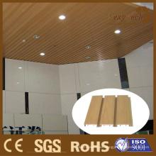 Techo Eco-Wood, material WPC, suministro de fábrica.