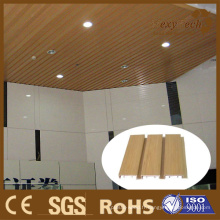Fabricant de panneau de mur d'intérieur professionnel de WPC 192 * 34mm