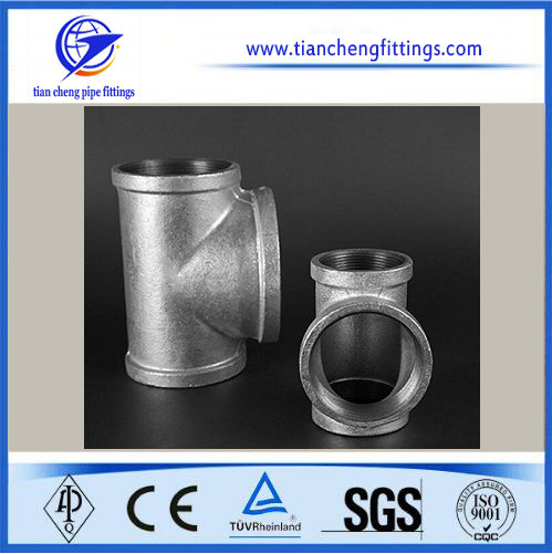 South America Market Malleable Cast Fittings