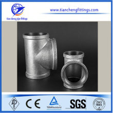 Hot Dip Galvanizing Gietijzeren Fittings