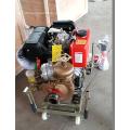 Tragbare Feuerlöschpumpe für Dieselmotoren