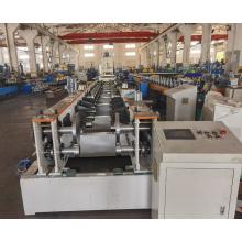 Автоматическая профилегибочная машина для производства кабельных коробов
