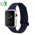 Mudah Apple Sukan Iwatch Wristbands Band Watch silikon