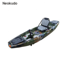 New arraived sit on top pedal fishing kayak for 1 person
