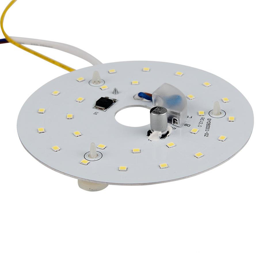 Led bulb modules 9W 220v ac driverless