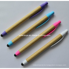 Aktion! Papier-Kugelschreiber mit Touch-Funktion (lLT-Y150)