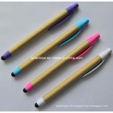 ¡Promoción! Bolígrafo de papel con función táctil (lLT-Y150)