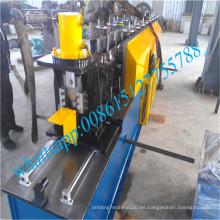 Drywall de perfiles de acero de construcción de materiales de construcción haciendo la máquina