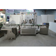 Mechanical Hand Type Smoke Oil Filling Plugging And Capping Machine